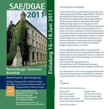 SAE/DGAE 2011 - DGE