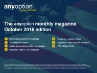 The monthly magazine October 2016 edition