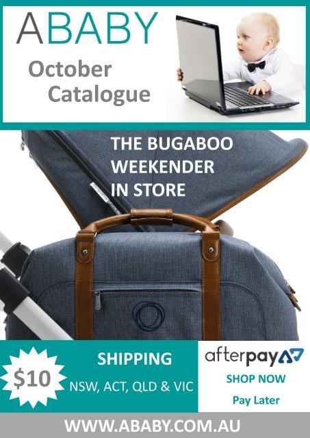 October Catalogue