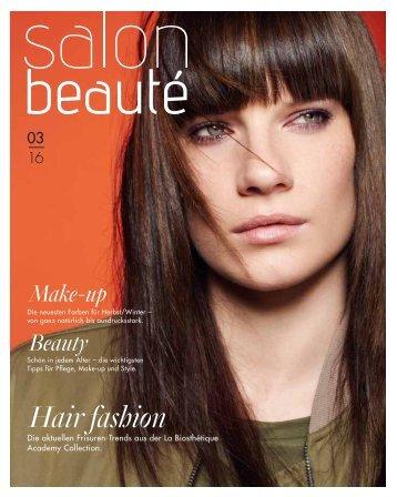 Kundenzeitschrift - Steinhoff - Haardesign