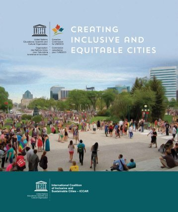 Inclusive and Equitable Cities