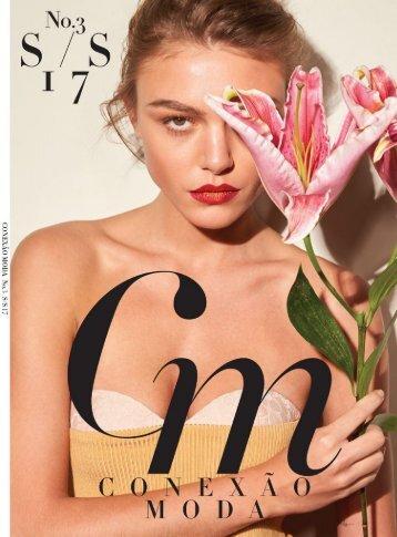 Revista Conexão Moda No.3 Spring/Summer 2017