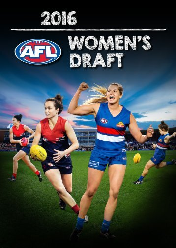 2016 WOMEN'S DRAFT
