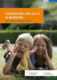 Förderung und Hilfe in Münster – Informationen für Lehrkräfte und ...