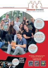 Jobmesse Dresden - Messezeitschrift Herbst 2016