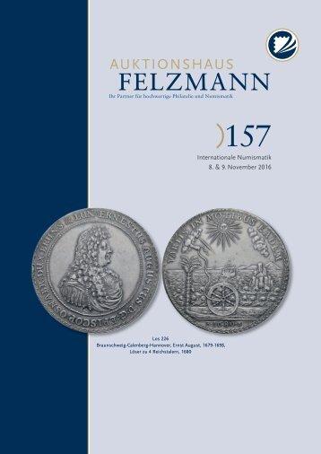 Auktion157-01-Numismatik-Cover