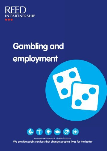 Gambling and employment