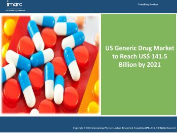 US Generic Drug Market | Share, Size & Outlook 2016-2021