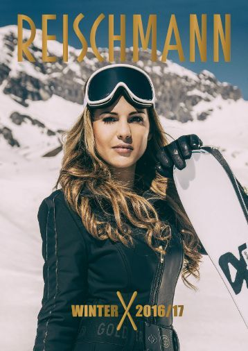 SPORT REISCHMANN | WINTER 2016/17