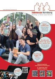 Jobmesse Nürnberg - Messezeitschrift Herbst 2016