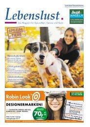 Lebenslust Oktober 2016 | Das Magazin für Gesundheit, Genuss und Geist