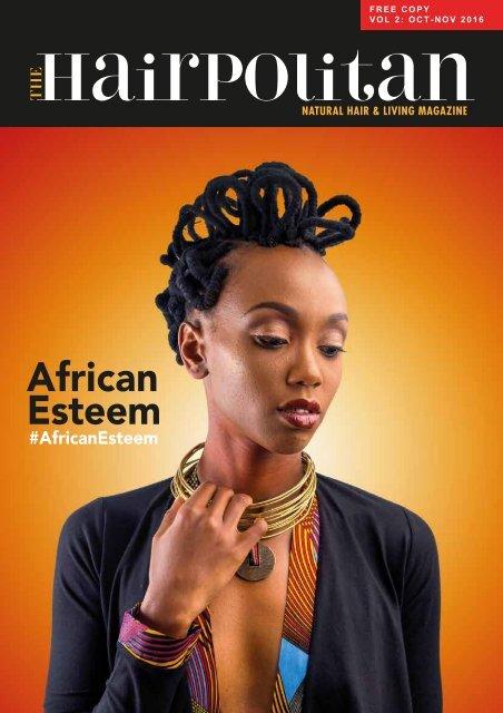 Hairpolitan Magazine Vol 2 Oct-Nov 2016