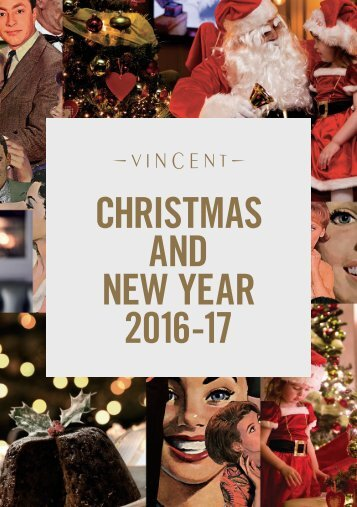 CHRISTMAS AND NEW YEAR 2016-17