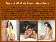 Bhamburda Escorts pdf