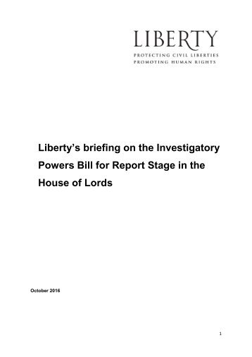 Liberty%27s%20Briefing%20on%20the%20Investigatory%20Powers%20Bill%20for%20Report%20Stage%20in%20the%20House%20of%20Lords