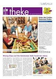 THEKE Februar 2015 | Der regionale Appetitmacher