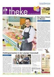 THEKE März 2015 | Der regionale Appetitmacher