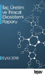 İlaç Üretim ve İhracat Ekosistemi Raporu