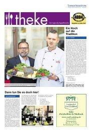 THEKE Mai 2016 | Der regionale Appetitmacher