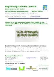 Verti PLANTS Deutschland