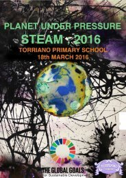 Torriano Primary School Global Goals Project