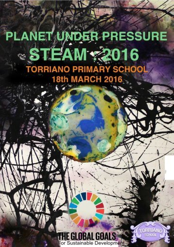 Torriano Primary School Global Goals Project