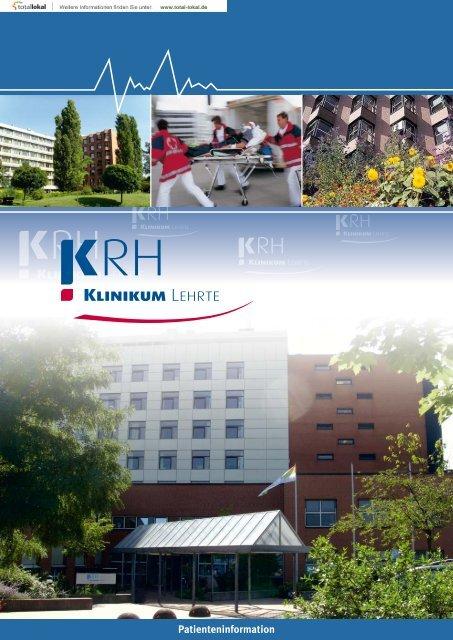 Patienteninformation - Klinikum Region Hannover GmbH