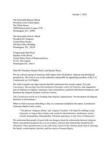 letter to president senator hatch speaker ryan final