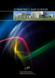 zum Download - Schwarzwald-Baar Klinikum Villingen-Schwenningen