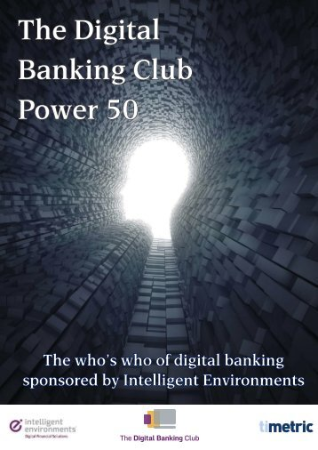 The Digital Banking Club Power 50