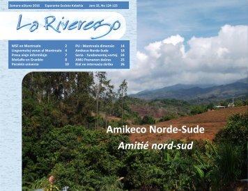 Amikeco Norde-Sude Amitié nord-sud