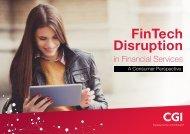 FinTech Disruption