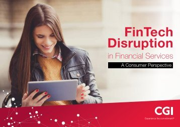 FinTech Disruption