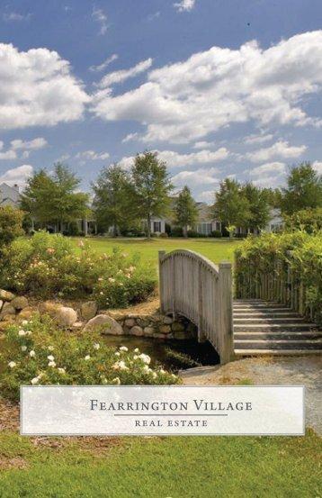 Real Estate Brochure Flipbook 2016