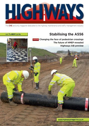 Stabilising the A556