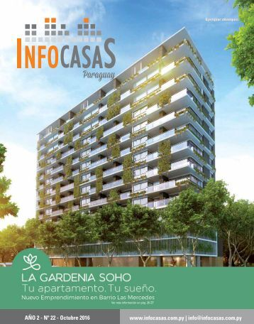 Revista InfoCasas - Número 22 - Octubre 2016