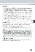 Samsung SCC-B2015P (SCC-B2015P ) - Manuel de l'utilisateur 10.07 MB, pdf, Anglais, Français, JAPONAIS, Espagnol - Page 3