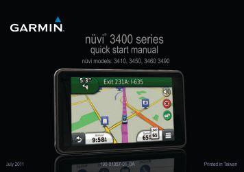 Garmin 255w nuvi manual download