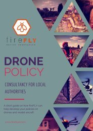 DRONE POLICY