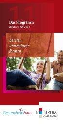 Selbsthilfegruppen in Oldenburg > H - im Klinikum Oldenburg