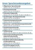 Ihre Ansprechpartner der Frauenklinik am Klinikum Osnabrück finden - Page 4