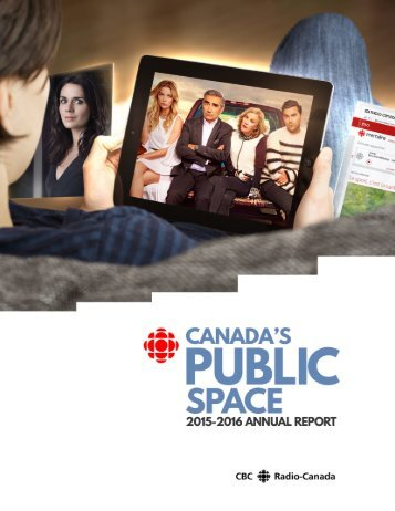 CBC/RADIO-CANADA'S COMMITMENT TO TRANSPARENCY AND ACCOUNTABILITY