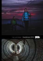 Headlamps 2016