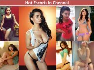 Quality Independent Chennai Escorts Services by Somya