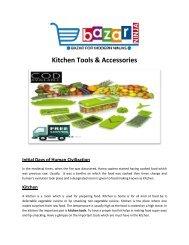 Buy Kitchen Tools Online | Modern Kitchen Accessories | EBazar.Ninja