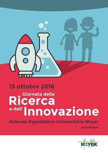Ricerca Innovazione