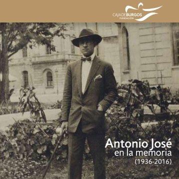 Antonio José