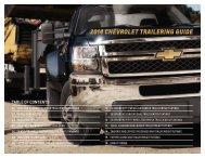 Chevrolet 2014 Silverado 2500HD - Download Trailering Guide