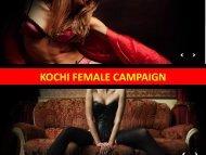Top Female Campaign in Kochi by Kriti Apte