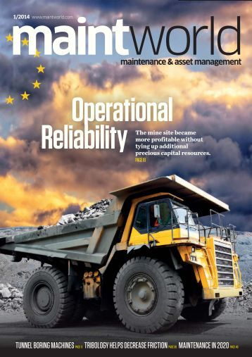 Maintworld Issue1 2014
